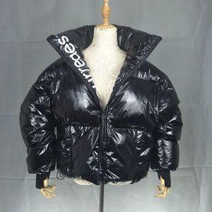 Jackets & Blazers - Black puffer new